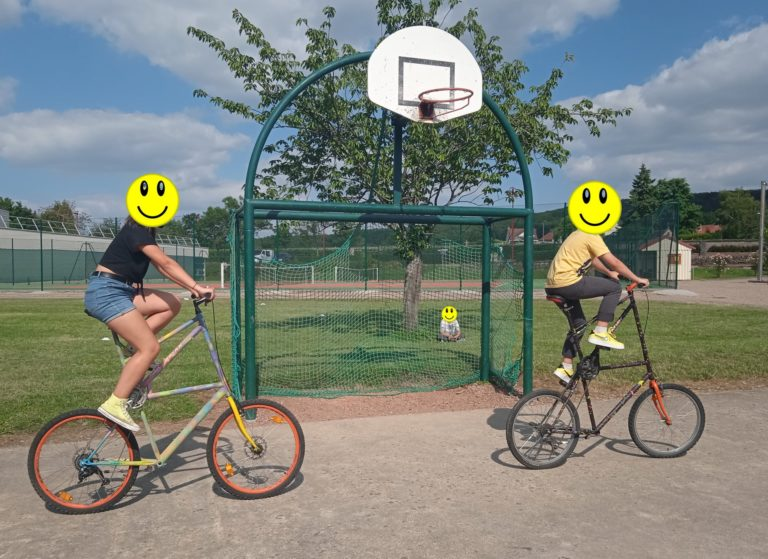 Read more about the article Les Zados construisent des tall-bikes