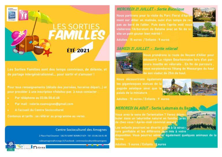 Read more about the article Sorties Familles de l'été